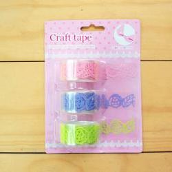 Craft Lace Tape,  Leaf