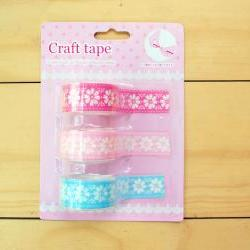 Craft Lace Tape, Lace Flower